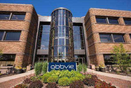 Image: AbbVie corporate headquarters. Photo: courtesy of AbbVie Inc.
