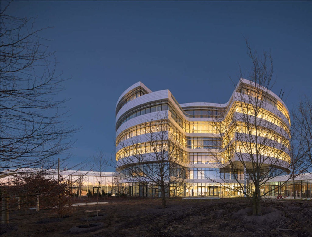 Image: Novo Nordisk headquarters in Bagsværd, Denmark. Photo: courtesy of Jens Lindhe.