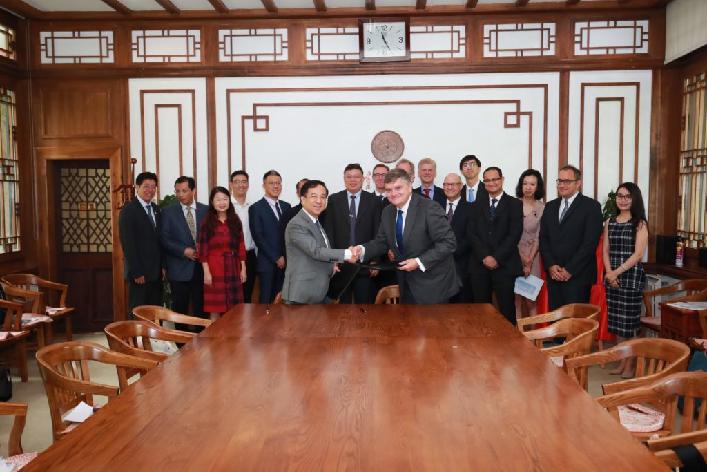 Boehringer, Tsinghua University to develop immunological therapies for infectious diseases