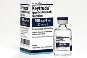 Merck's Keytruda improves overall survival in head and neck cancer trial