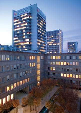 Image: Novartis headquarters in Basel, Switzerland. Photo: courtesy of Novartis AG.