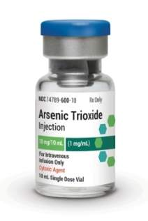 Nexus Pharmaceuticals gets FDA nod for Arsenic Trioxide injection in 10mg per 10mL vial