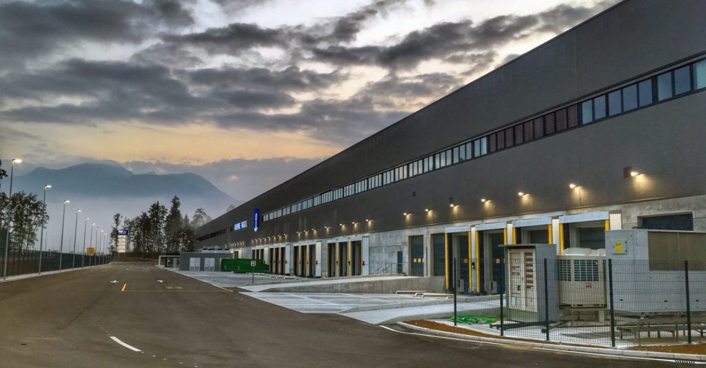 Kuehne + Nagel opens pharma and healthcare warehouse in Slovenia