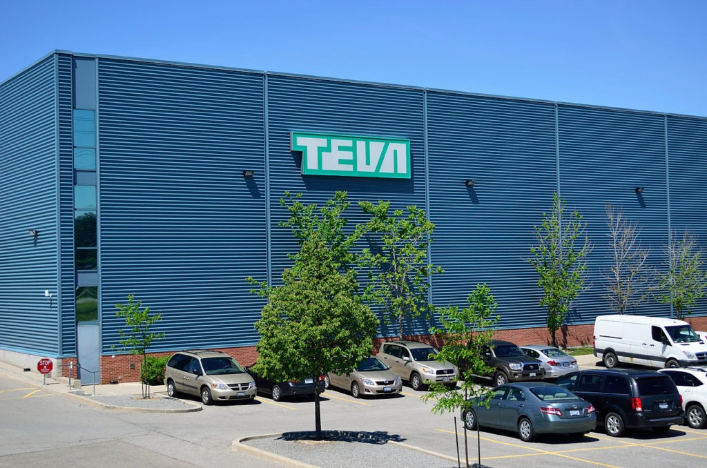 Teva launches generic version of VESIcare (solifenacin succinate) tablets in US