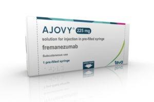 Teva's migraine treatment AJOVY receives EU approval