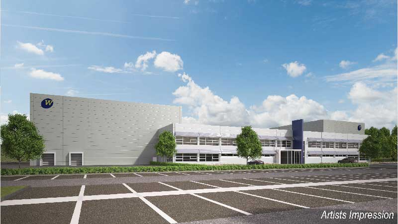 Pharma packaging provider Wasdell to build new facility in Ireland