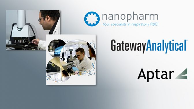 Aptar acquires Nanopharm and Gateway Analytical to accelerate customer drug development