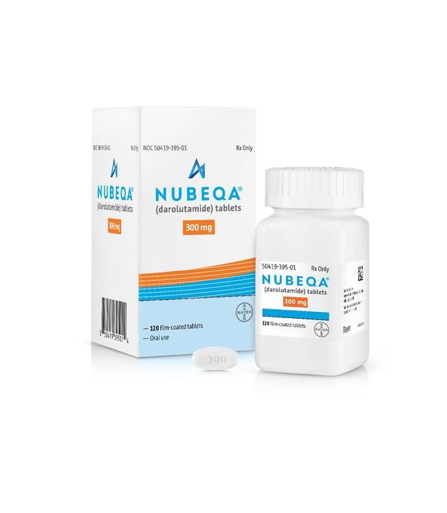 Bayer gets FDA approval for prostate cancer drug Nubeqa
