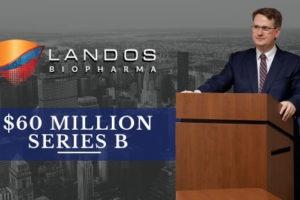 Landos Biopharma completes £49.7m series B financing