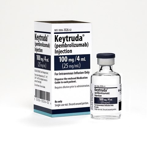EC approves two new regimens of Merck's KEYTRUDA for metastatic or unresectable recurrent HNSCC