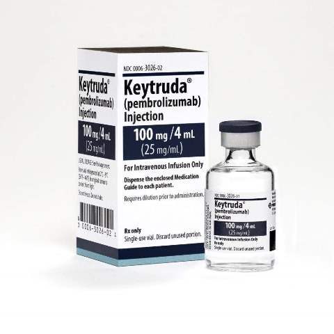 FDA grants priority review to KEYTRUDA for treatment of esophageal and gastroesophageal junction cancer