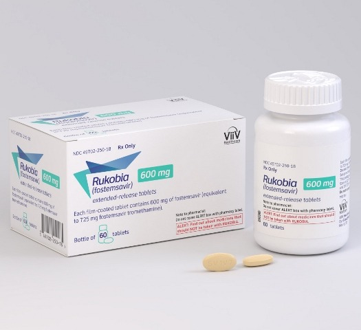 ViiV Healthcare's Rukobia product. (Credit: Business Wire)