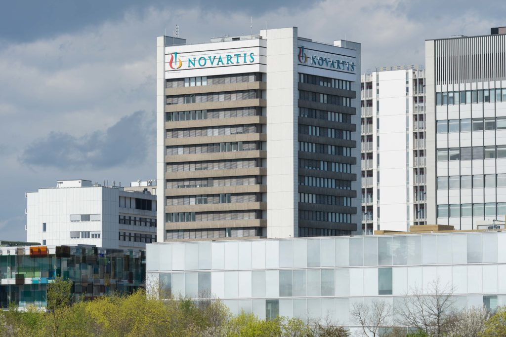 Novartis to offer not-for-profit medicines to treat Covid-19 patients