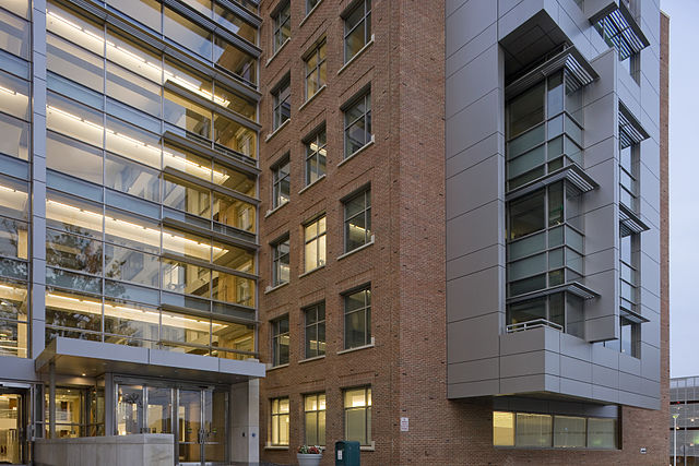 The US FDA's Center for Drug Evaluation and Research. (Credit: The U.S. Food and Drug Administration)