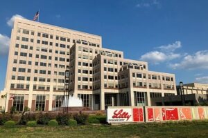 Eli Lilly secures $375m contract from US government to supply Covid-19 drug