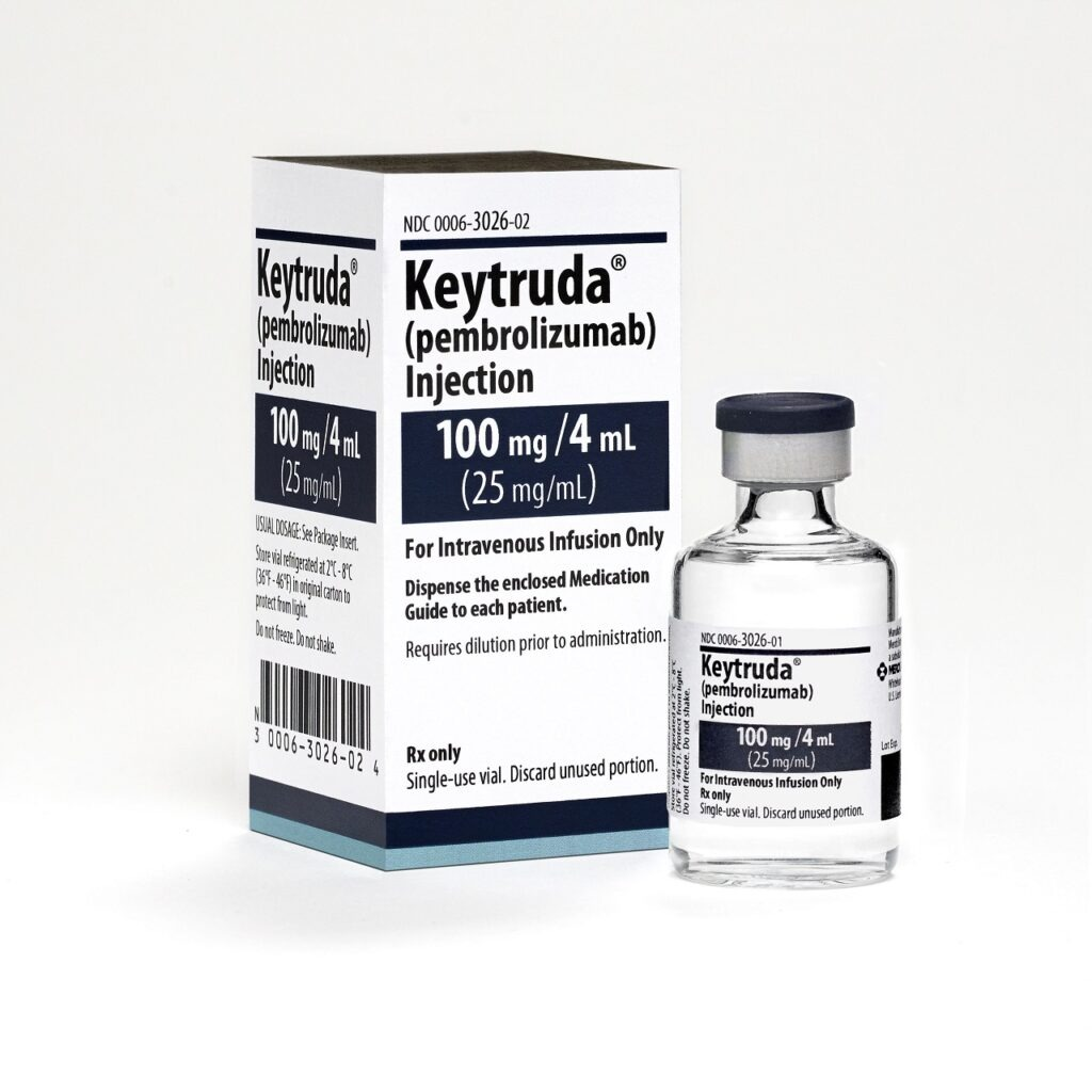 EC approves Merck's Keytruda and chemotherapy combination for TNBC patients